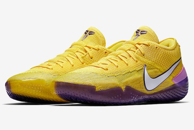 Kobe Bryant Shoe Deal With Nike