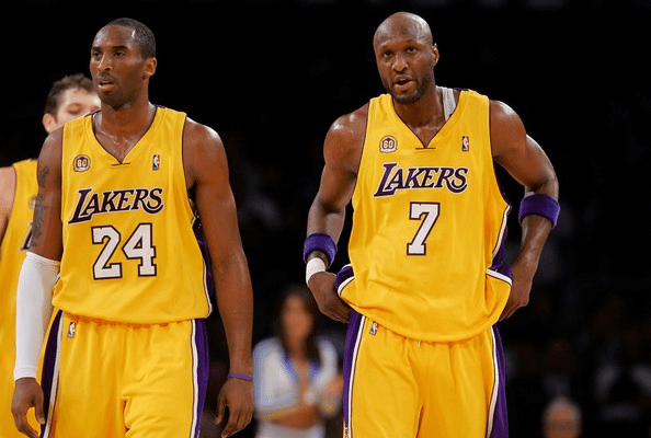 Kobe Bryant Talks About Lamar Odom, Provides Update