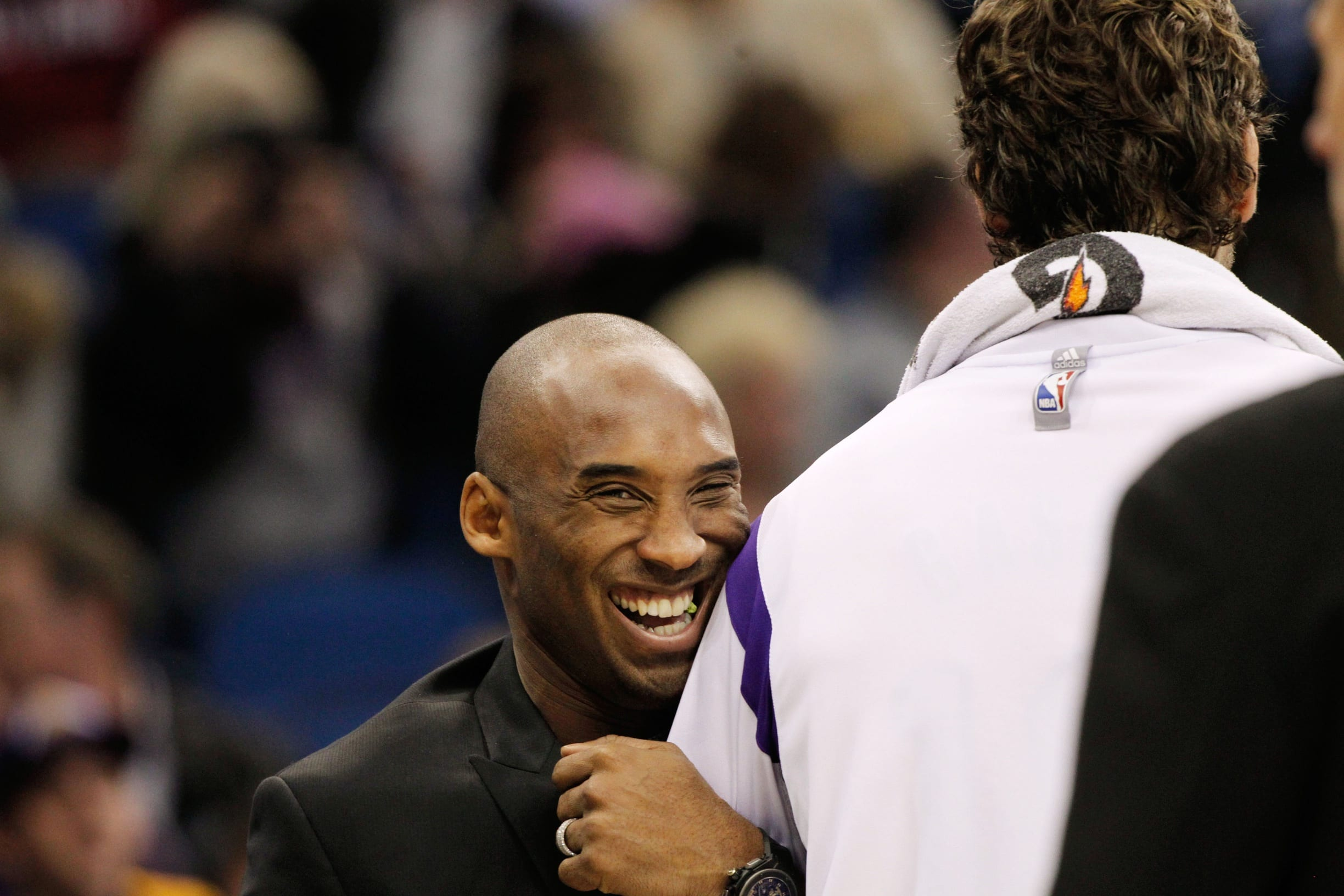 Pau Gasol: Kobe Bryant Is 'mature Enough To Accept' Role Change With Lakers