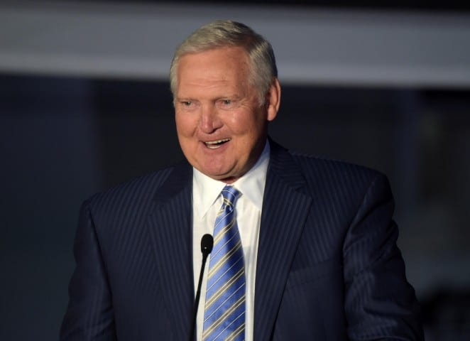 Lakers News: Jerry West Believes Warriors Fans 'much Better' Than Lakers Fans