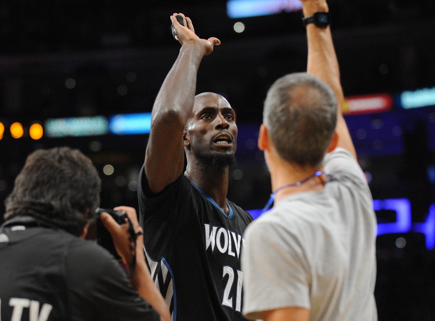 Kobe Bryant On Kevin Garnett: 'pretty Amazing' We're Still Playing