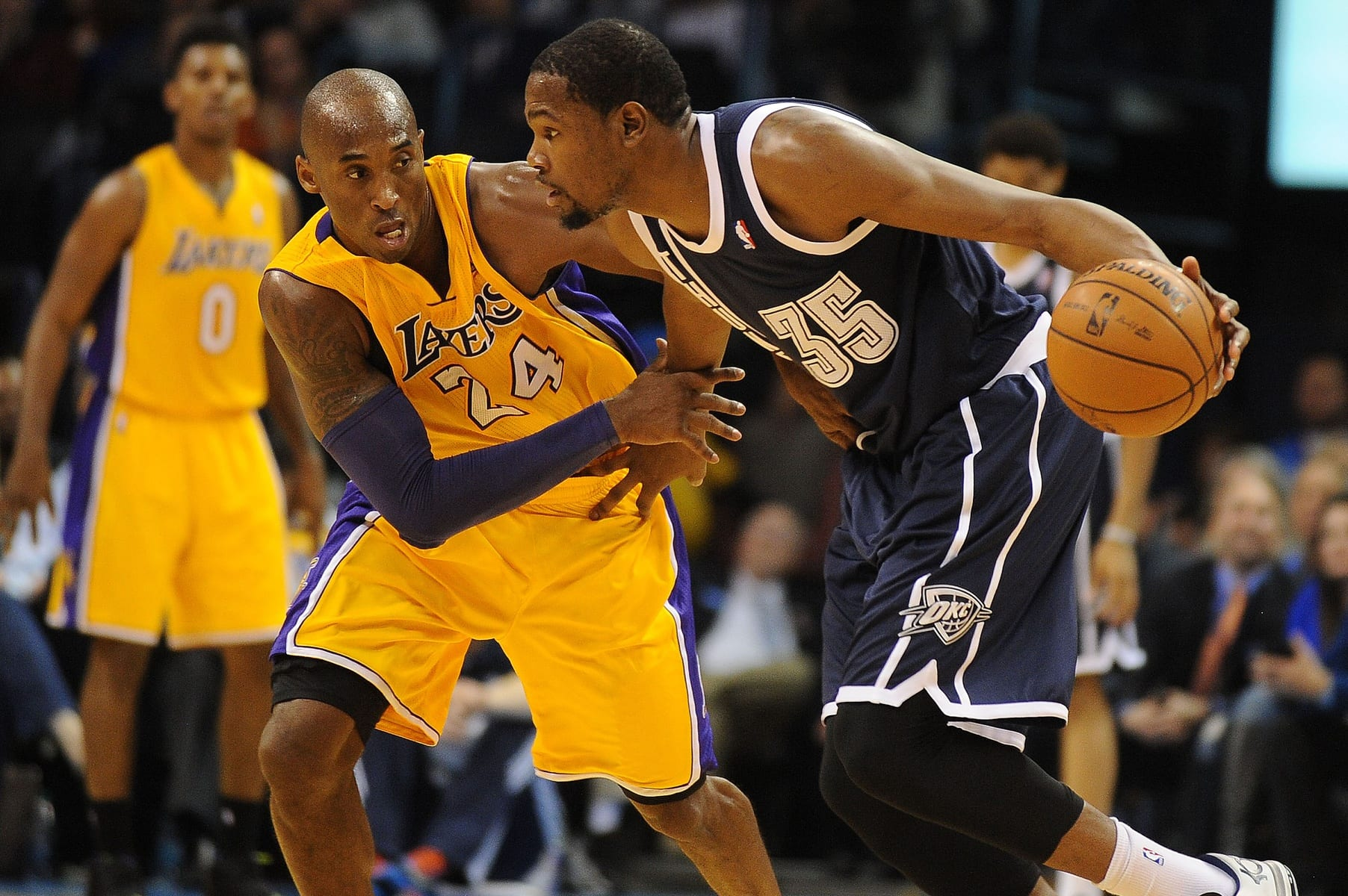 Kevin Durant Rips Media's Treatment Of Kobe Bryant