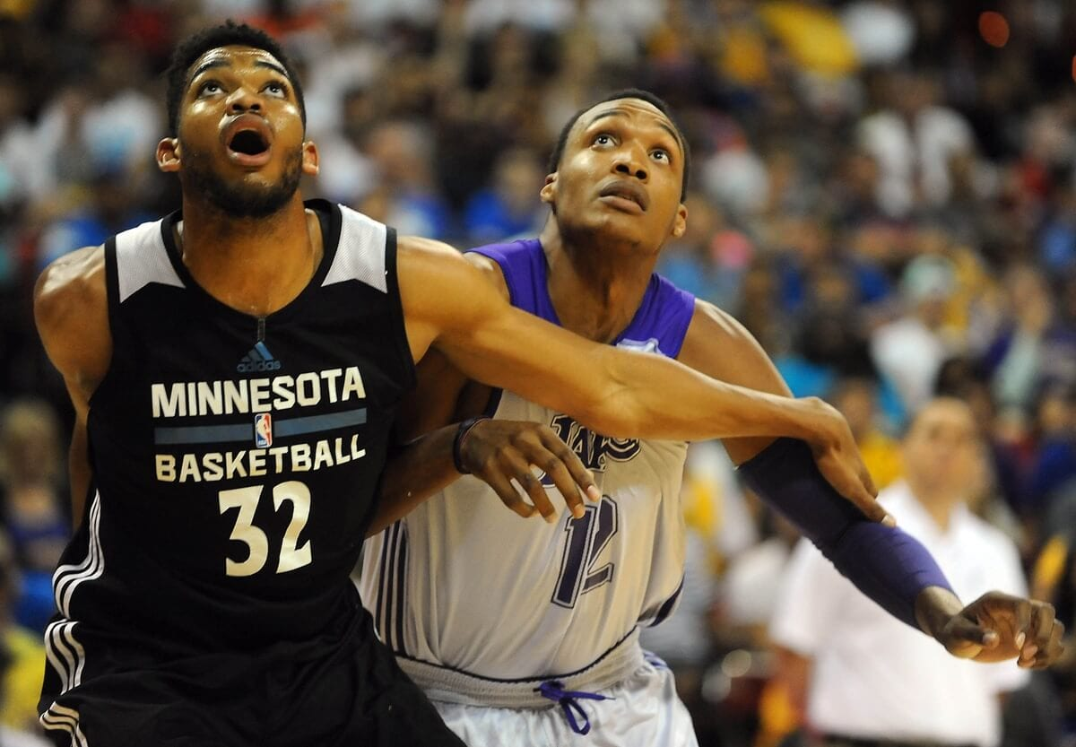 28c8b237af4 Lakers Nation Roundtable: Was L.A. Right In Releasing Robert Upshaw ...