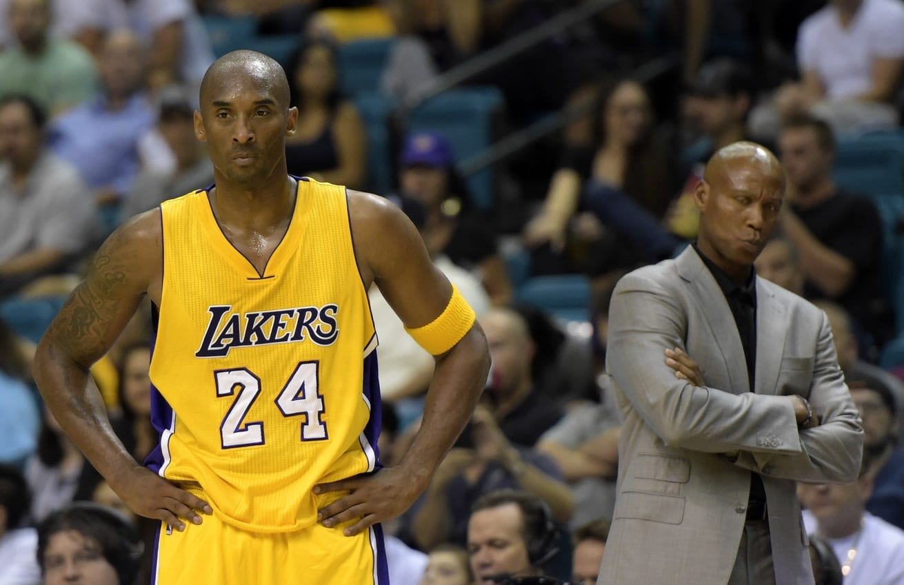 116893fca Are Lakers Mortgaging Their Future To Honor Byron Scott And Kobe Bryant