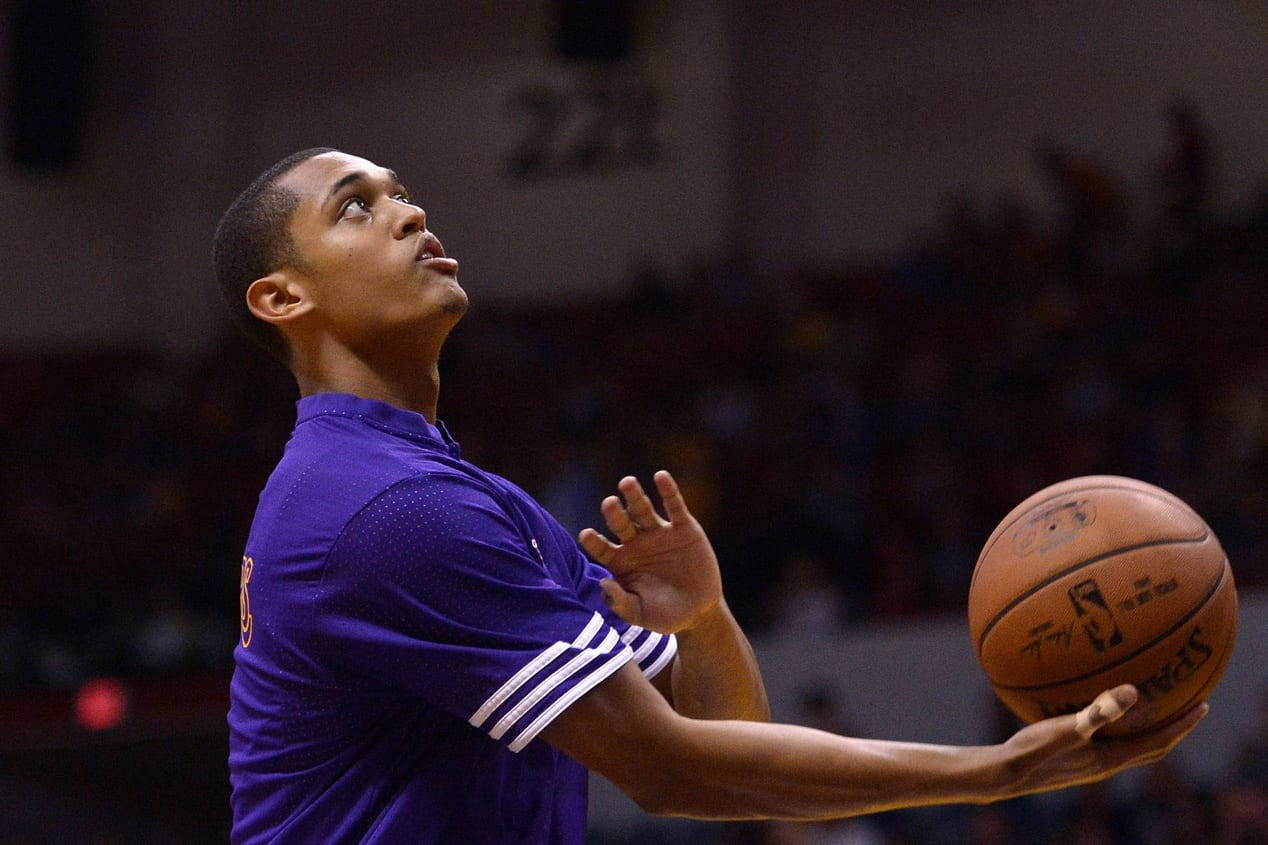Jordan Clarkson Always Gives The Lakers Everything He's Got