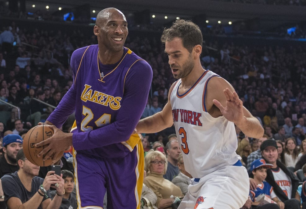 Kobe Bryant Wants To Be Remembered As A 'talented Overachiever'