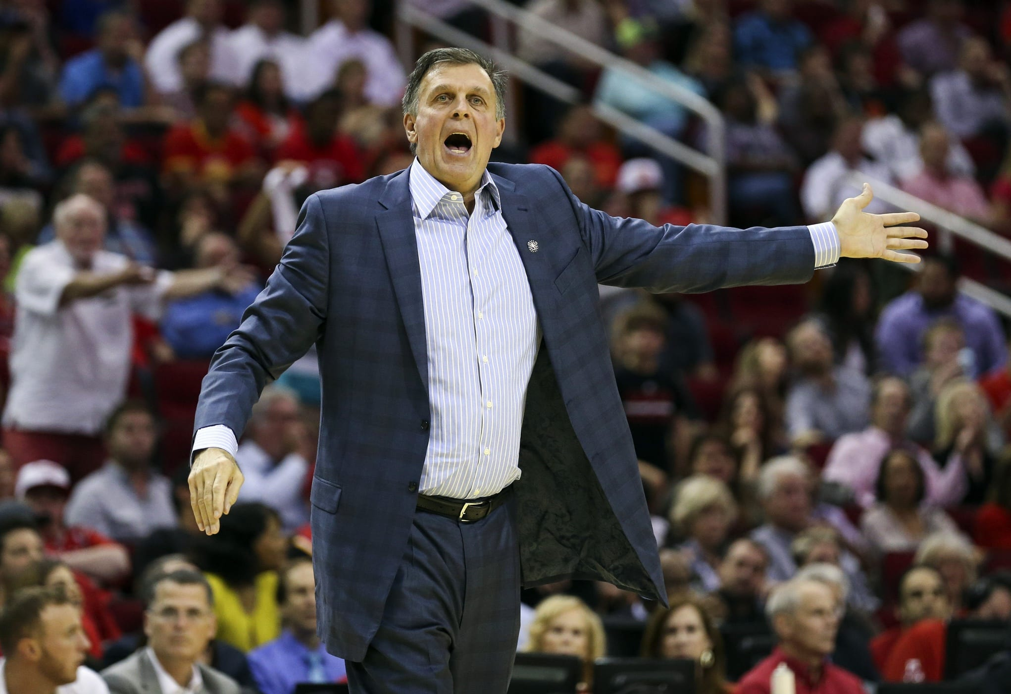Nba Rumors: Rockets Part Ways With Head Coach Kevin Mchale