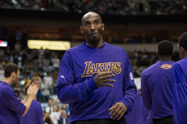 Kobe Says : 'My Responsibility Is To These Young Players'