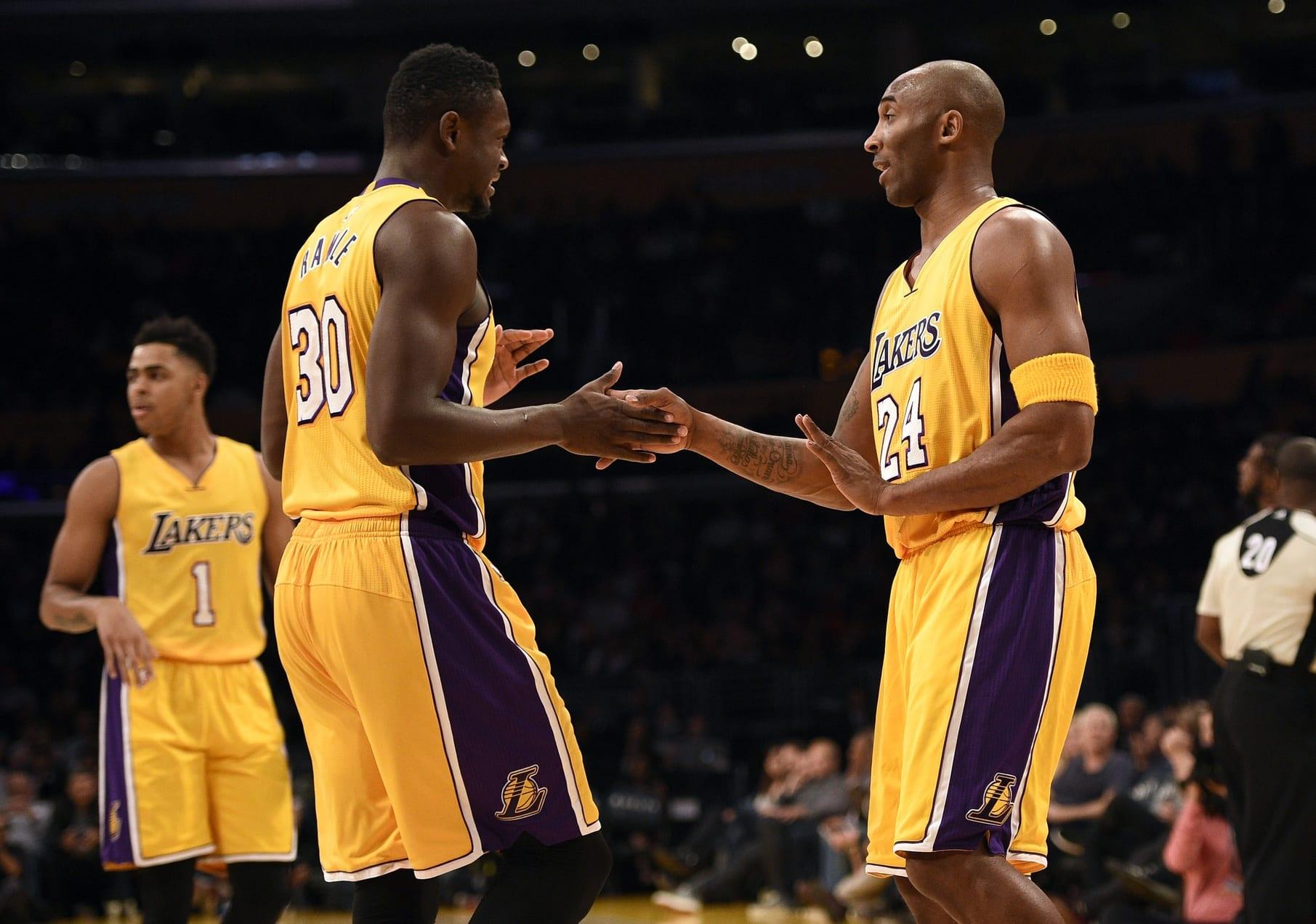 premium selection e38c8 07f3b Lakers News: Kobe Bryant's Post-Career Communication Key For ...