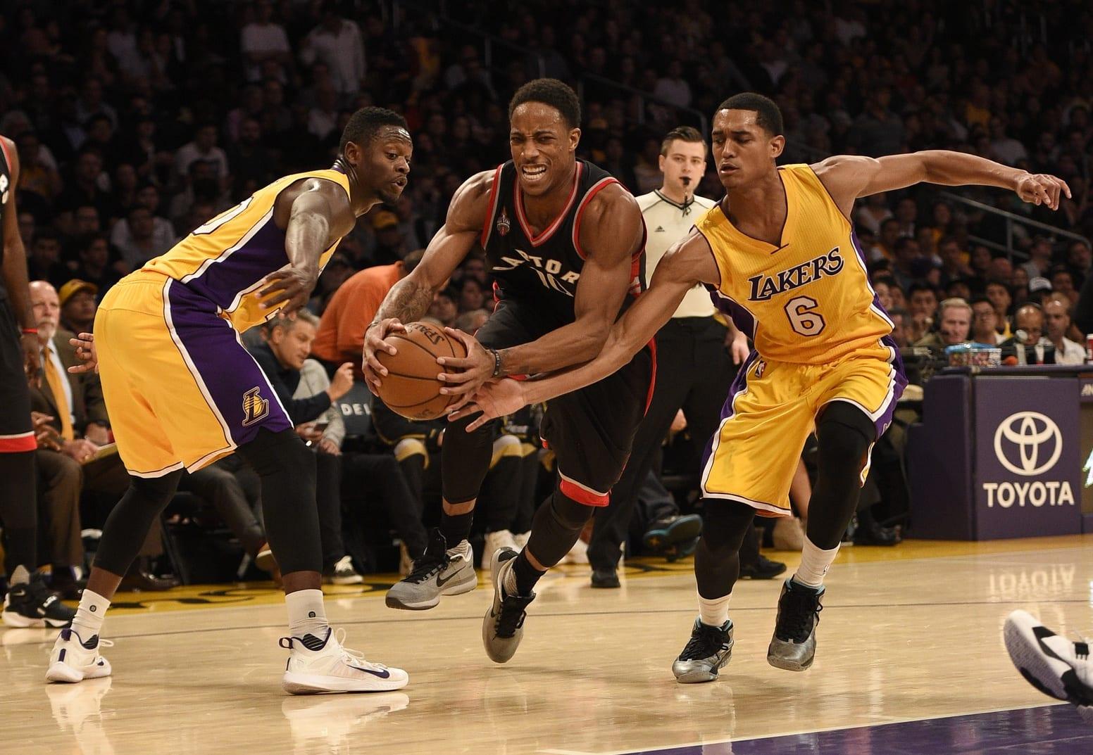 Los Angeles Lakers Vs Toronto Raptors NBA Highlights