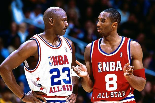 Kobe Bryant Called Michael Jordan About Retirement During Summer