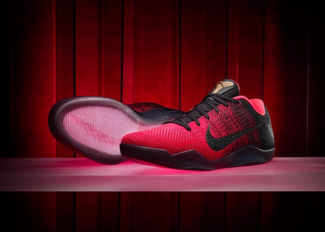 Nike Unveils Kobe Bryant's Latest Shoe, Kobe 11