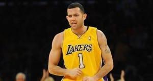 Jordan Farmar Lakers