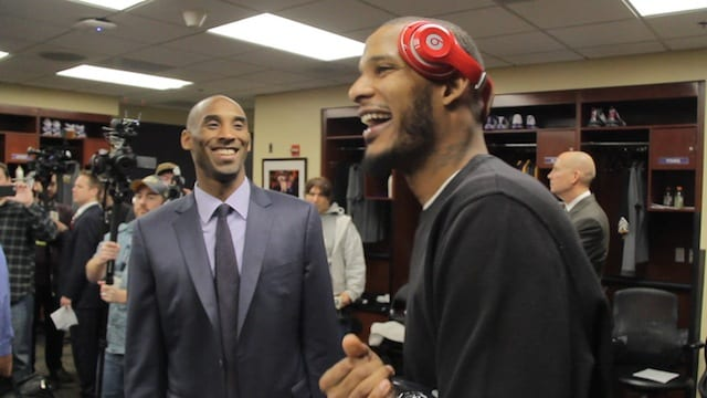 Trevor Ariza On Playing With Kobe Bryant: 'best Thing For My Career'