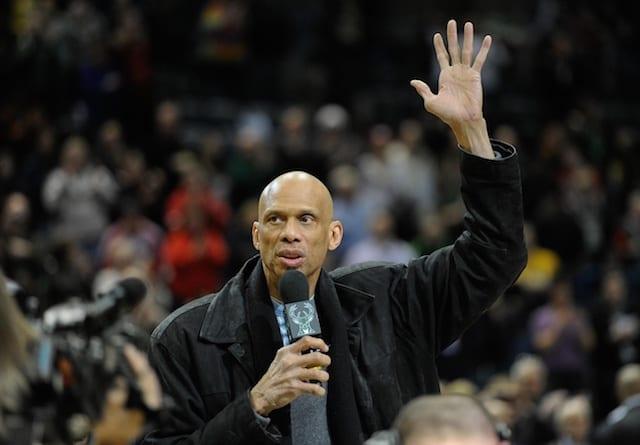 Kareem Abdul-jabbar Pens 'dear Retirement' Poem For Kobe Bryant