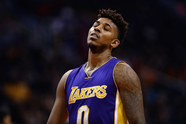 Nick Young On Ejection: 'there's A Lot Of Frustration'