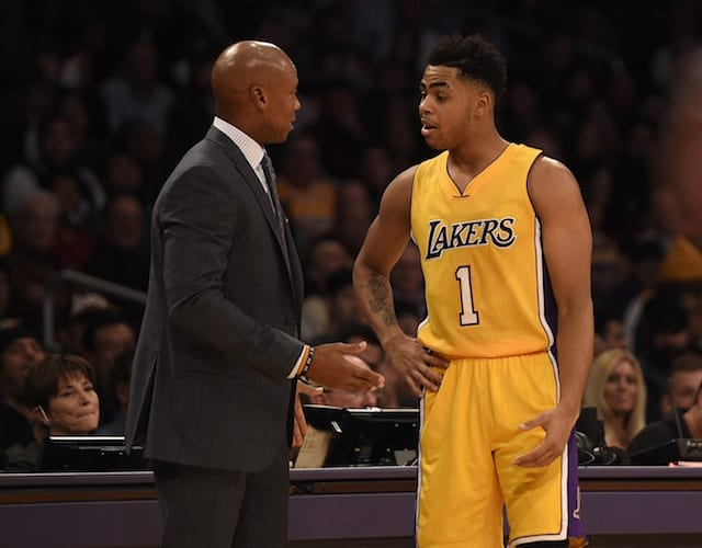 After Benching D'angelo Russell And Julius Randle, It's Time To Hit Eject Button On Byron Scott