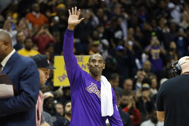 Game Recap: Lakers Lose To Hawks In Kobe Bryant's Final Game In Atlanta