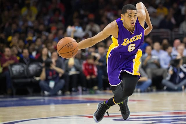 Lakers News: Jordan Clarkson Says He Was 'playing Selfish' In Loss To Pistons