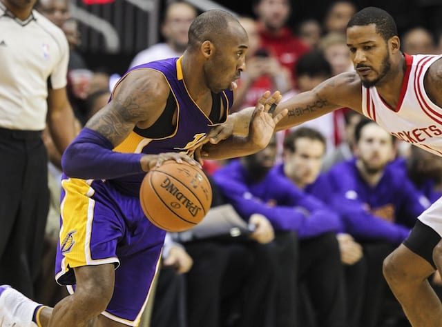Game Recap: Lakers Blown Out By Rockets In Last Game Of Road Trip