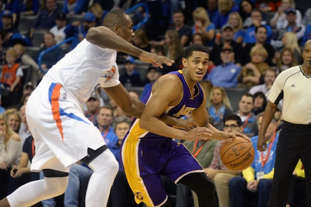 Game Recap: Lakers Start Slow, Dominated By Thunder