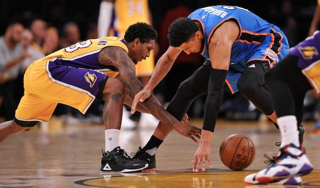 Game Recap: Third Quarter Dooms Lakers In Second Blowout Loss To Thunder