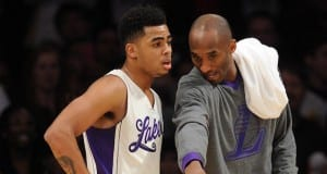 D'Angelo Russell Kobe Bryant