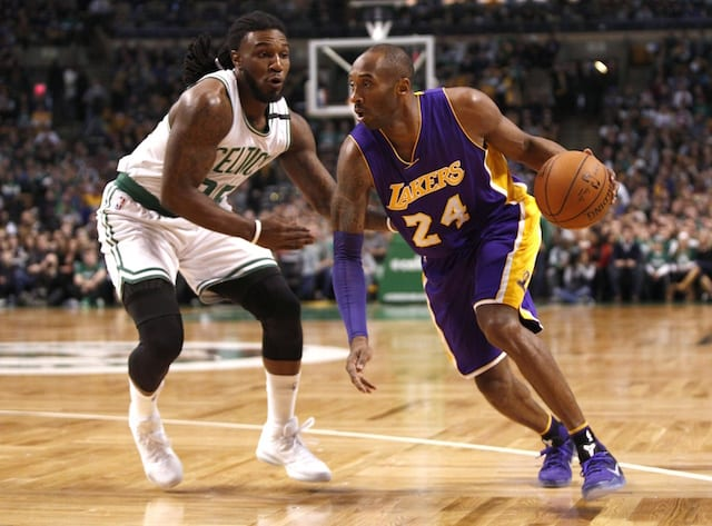 Game Recap: Lakers Hold On Down Stretch, Snap Four Game Skid In Boston