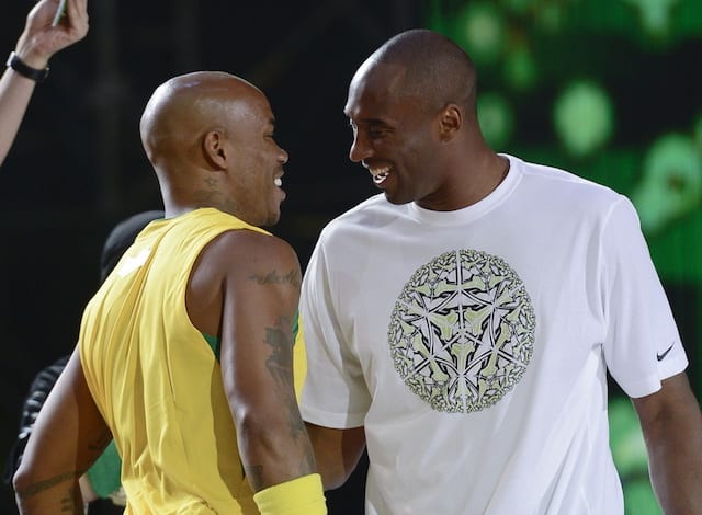 Stephon Marbury: It Would Be 'beyond Huge' If Kobe Bryant Played In China