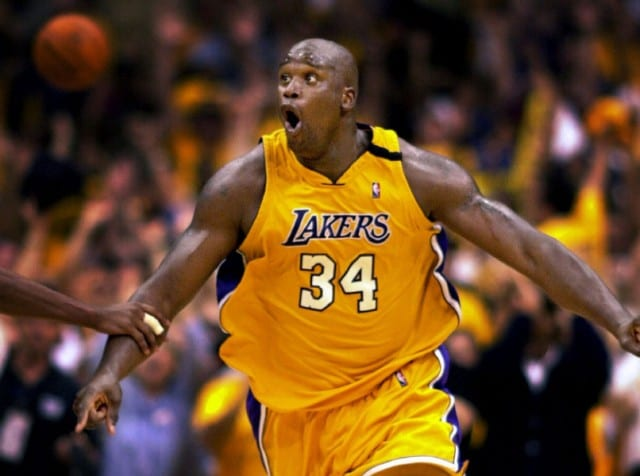 Lakers To Honor Shaquille O'neal With Statue Outside Staples Center