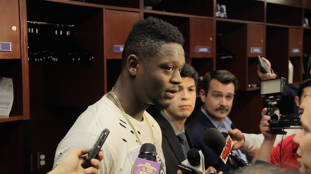 Los Angeles Lakers Vs. Los Angeles Clippers Postgame (videos)