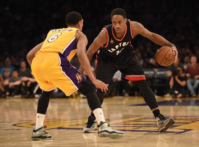 Lakers Rumors: L.a. To Offer Demar Derozan Max Contract In Free Agency