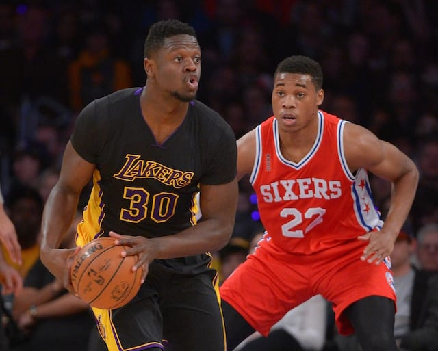 Game Recap: Lakers Beat Sixers For First Winning Streak Of The Season