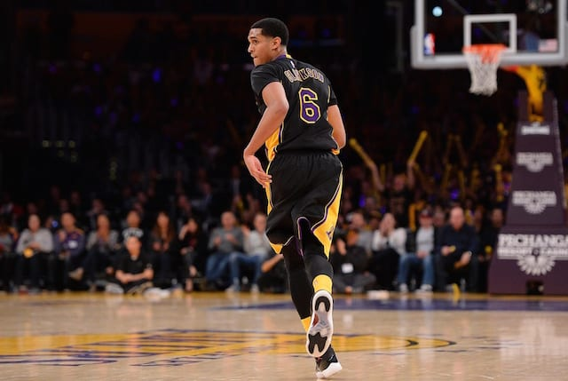 Lakers Nation Roundtable: Should Larry Nance Jr. Lose Starting Spot To Julius Randle