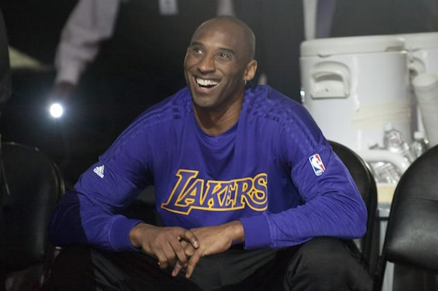 Lakers Video: Kobe Bryant Reaches 33,000 Career Point Milestone Vs. Kings