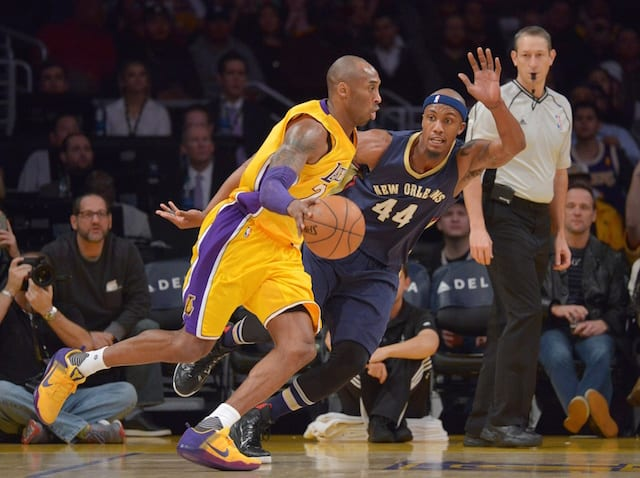 Game Recap: Lakers Snap Four Game Losing Streak With Win Over Pelicans