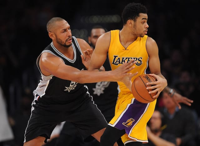 Kobe Bryant's Message To D'angelo Russell: 'you Can Learn From Anybody You Play'
