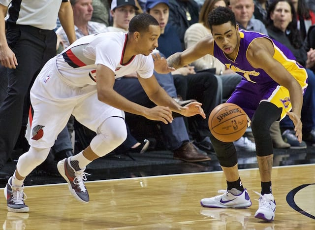 Game Recap: Lakers Drop Sixth Straight Game, Fall To Blazers