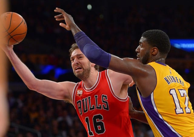 Pau Gasol On Lakers: 'hard To See How Things Have Changed'