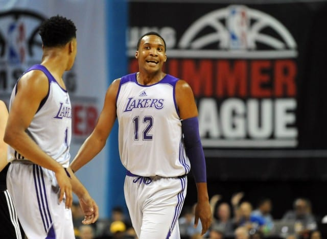 Robert Upshaw: 'i Want To Prove That I Should've Been Drafted'