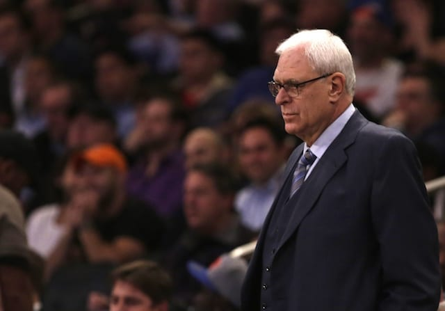 Lakers Rumors: 'strong Belief' Phil Jackson Eventually Returns To L.a.