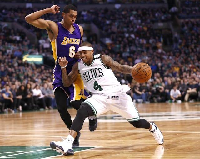 Isaiah Thomas Calls Kobe Bryant 'greatest Player Of My Generation'