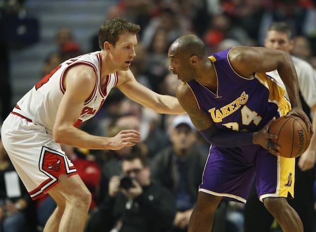 Game Recap: Lakers Fall To Bulls In Kobe Bryant's Final Game In Chicago