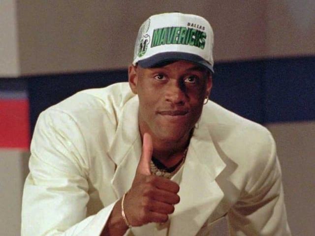 25. Utah Jazz – Samaki Walker, Original Pick: Martin Muursepp