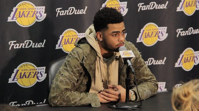 Los Angeles Lakers Vs. Brooklyn Nets Postgame (videos)