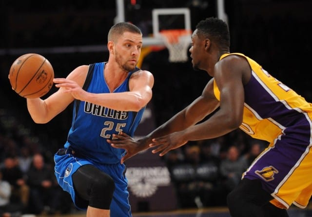 Lakers Rumors: L.a. Interested In Chandler Parsons In Free Agency