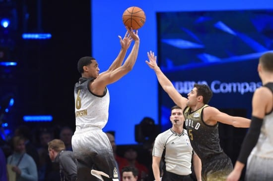 Jordan Clarkson On Motivation In Behind-the-scenes Look At All-star Weekend