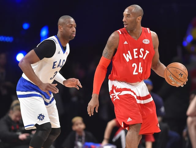 Dwyane Wade 'not Playing' Against Lakers Unless Kobe Bryant Plays