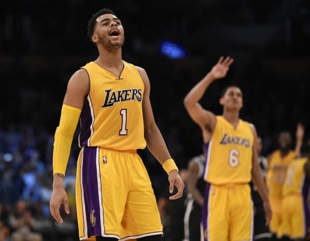 D'angelo Russell On Career Night: 'i Don't Play For Records Or Statistics'