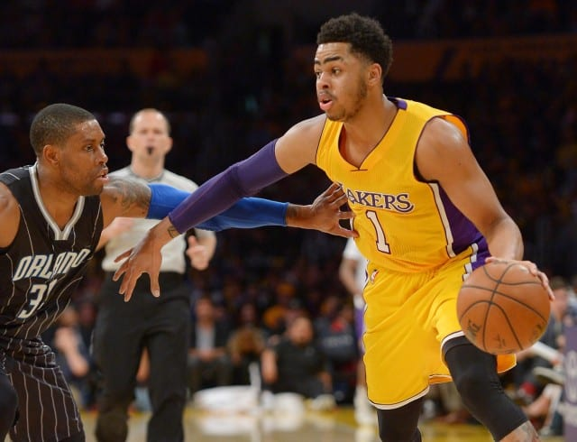 Lakers News: D'angelo Russell Discusses His Rookie Season